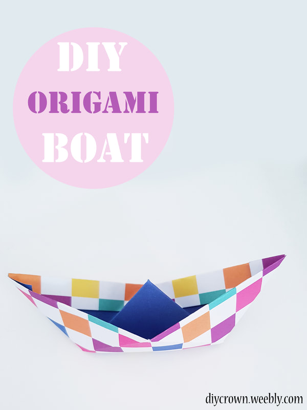Leader vector origami boat, Picture #1120238 leader vector origami ... | 800x600